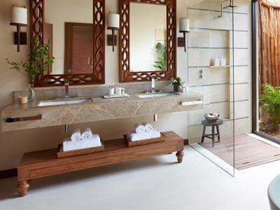 Ocean View Villa - Bathroom