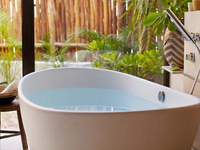 Villa Premium - Bathtub