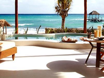 Viceroy Villa Beach Front - Terrace