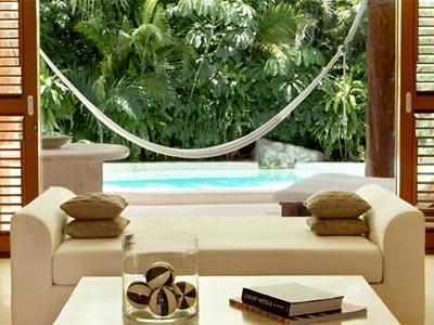 Presidential Villa - Living Room