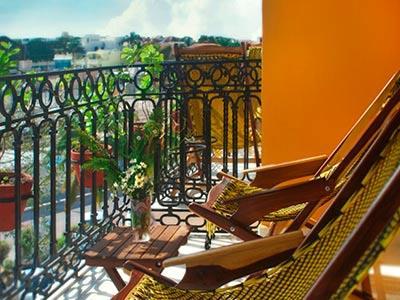 Deluxe - Balcony