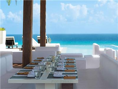 Puro Beach Club Restaurant