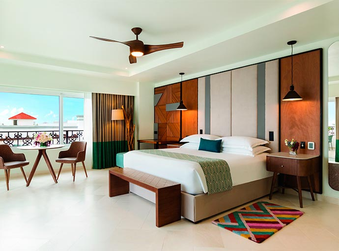 Presidential Suite - 1 King Bed