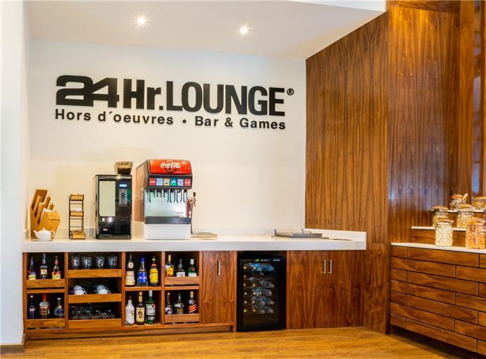 24 Hour VIP Lounge