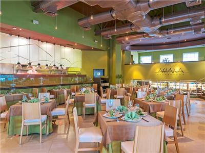 Restaurante Asiana Hilton Playa del Carmen, an All-inclusive Resort