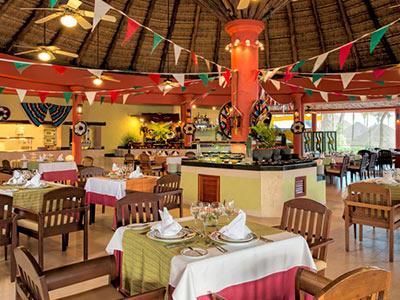 Palapa Uxmal Restaurant