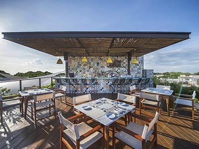 The Bar Live Aqua Boutique Resort Playa del Carmen