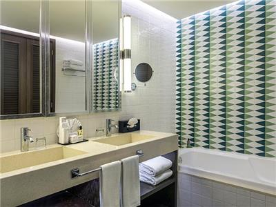 Privilege Junior Suite Rooftop - Baño
