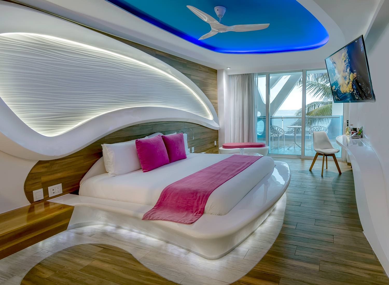 Sunrise Suite Ocean Front View