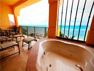 Suite Deluxe Una Recámara Beachfront