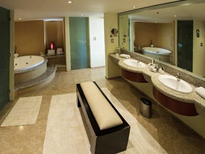 Baño - Junior Suite Cama King con Jacuzzi