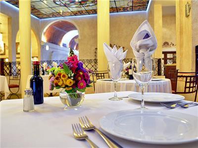 Restaurante Las Cúpulas