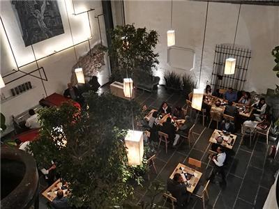 Restaurante de Puebla con Amor