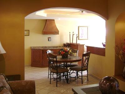 Family - Dinning Room and Kitchen
