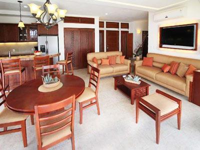 Suite de Dos Recámaras Vista al Mar