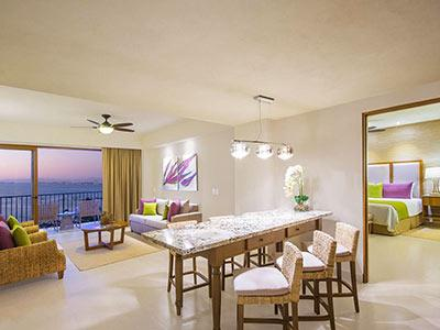 Almar Two Bedroom Solarium Suite Ocean View