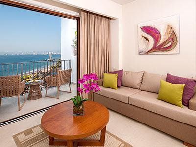 Almar Deluxe Suite Ocean View
