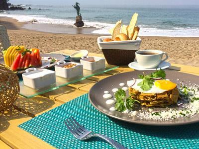 Mantamar - Desayuno