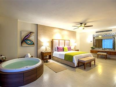 Almar One Bedroom Jacuzzi Suite + Free Wifi