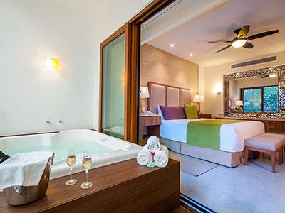Romance Suite with Jacuzzi