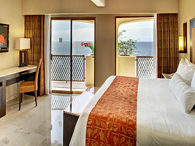 Grand Master Suite Vista al Mar Club Premium