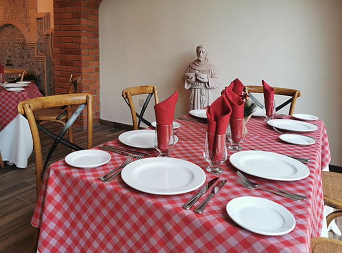 Restaurante Il Cantico