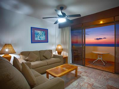 One Bedroom Suite Oceanfront Terrace