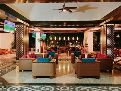 Lobby Bar Fiesta Americana Puerto Vallarta All Inclusive & Spa