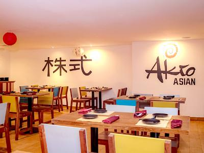 Restaurante Akio