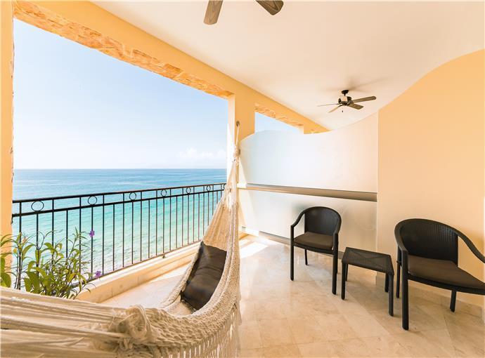 Habitación de Lujo Frente al Mar