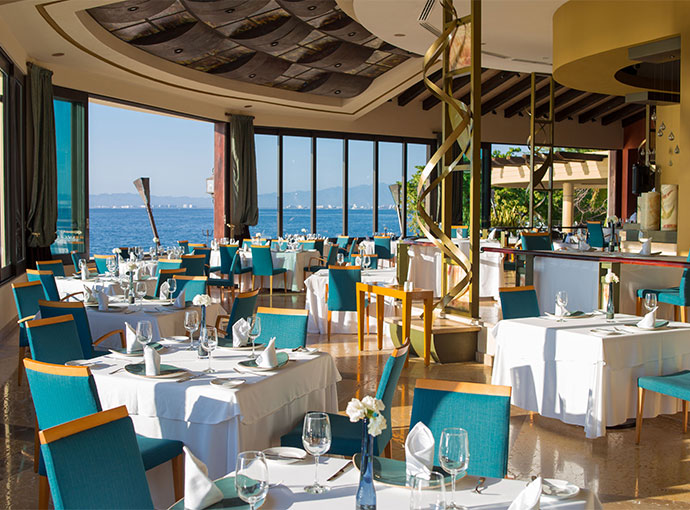 Restaurante Blanca Blue
