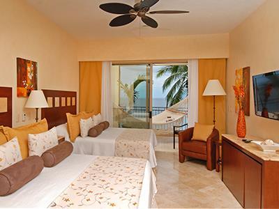 Habitacion de Lujo Frente al Mar Desayuno Incluido