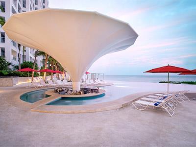 Bar Sommer Pool