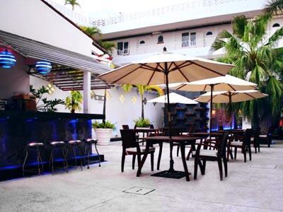 Bar de Terraza