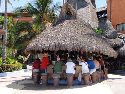 Coco-Lobby bar Las Palmas by The Sea All Inclusive