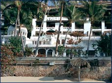 Hotel Playa Conchas Chinas