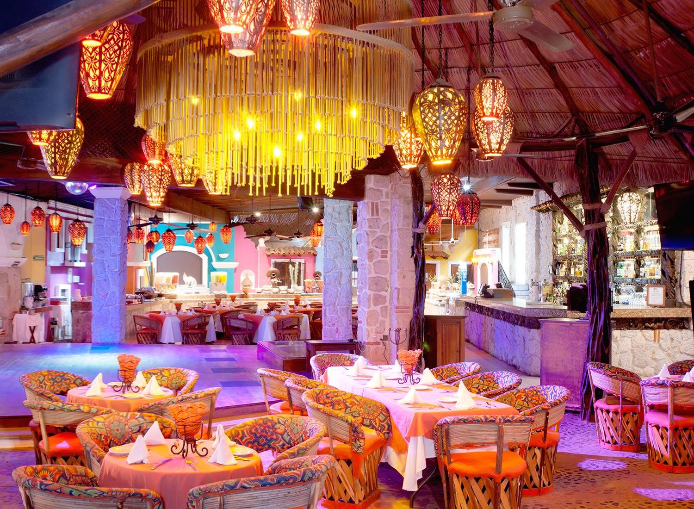 Palapa Bar Tlaloc