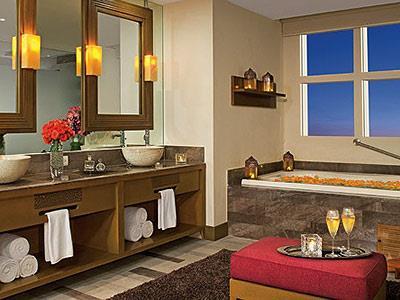 Master Suite - Baño