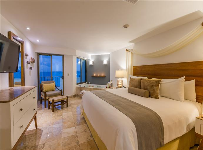 Spa Suite Oceanfront, terrace, Jacuzzi Wifi Gratis