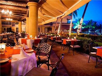 Restaurante The Market