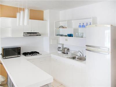 Two Bedroom Apartment Partial Ocean View on Offer - Kitchen
