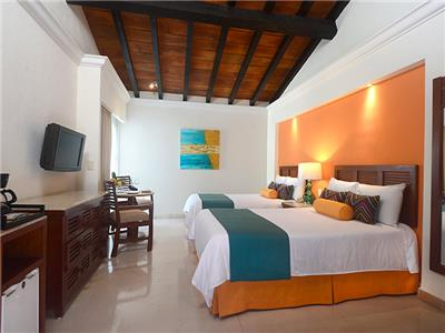 Resort Room 2 Camas Dobles WiFi Gratis