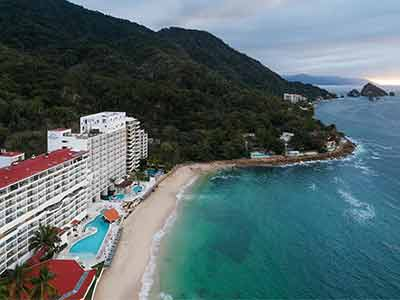 Hotel Grand Park Royal Puerto Vallarta