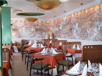 Italian restaurant Velina