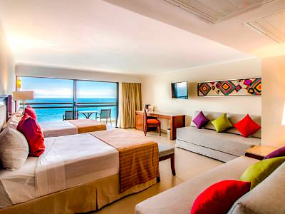 Premier Suite Familiar Frente al Mar