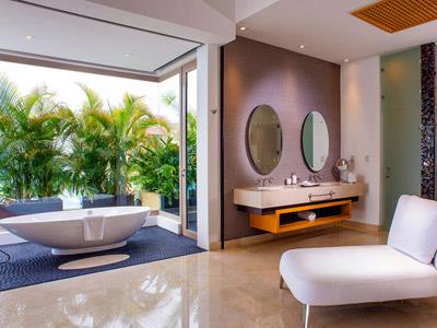The Grand Penthouse - Bathroom
