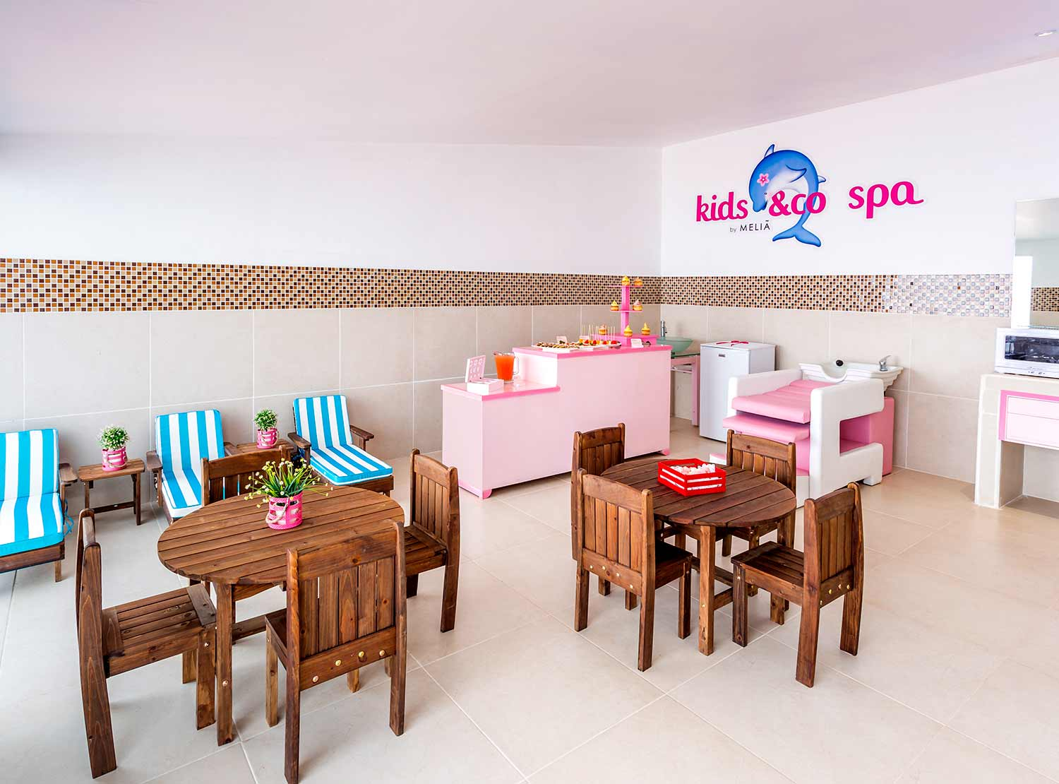Kids & Co Spa