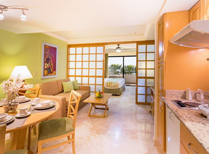 One Bedroom Premium Suite Ocean View