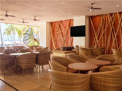 Lobby Bar Sheraton Buganvilias All Inclusive Beach Resort