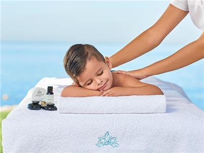 Spa - Massage for children